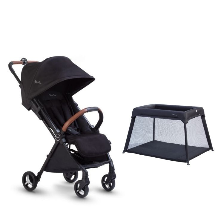 Travel Bundle - Travel Cot + Jet Travel Stroller