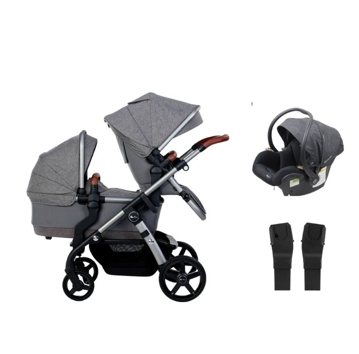 Wave Zinc Maxi Cosi Bundle