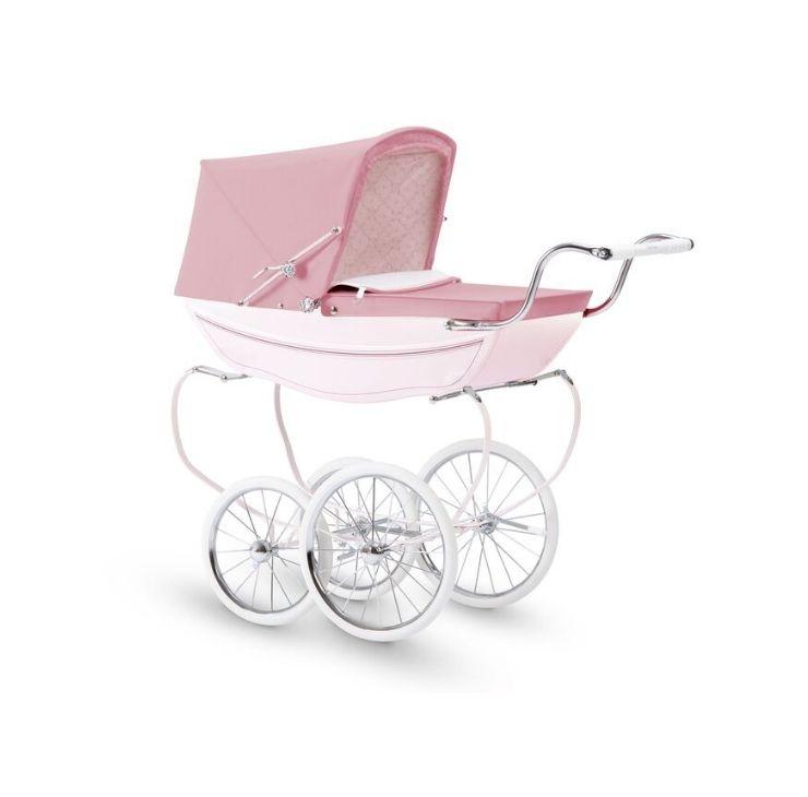 Oberon Doll's Pram Pink